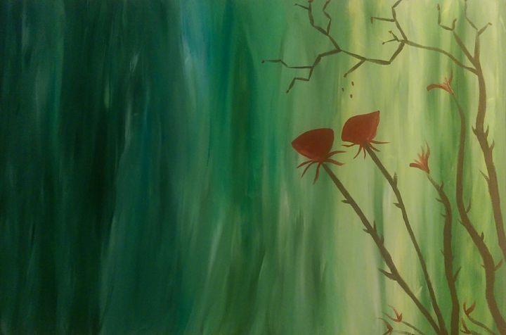 rainforest - Art @ Tiffany's
