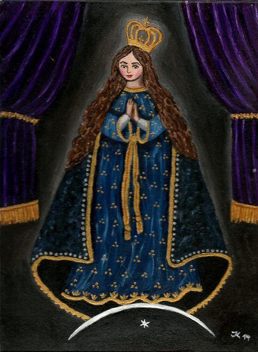 Virgin Mary I. - Jana ART