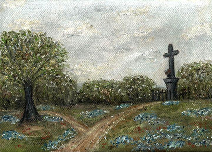 road cross - Jana ART