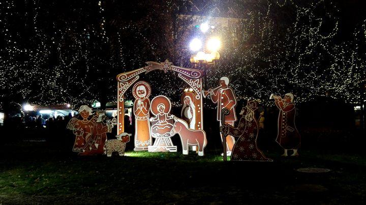 Gingerbread Bethlehem 1 - Jana ART