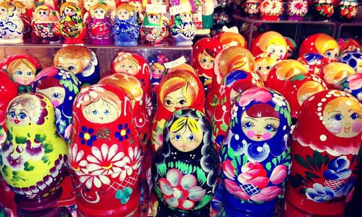 Matryoshka 05 - Jana ART