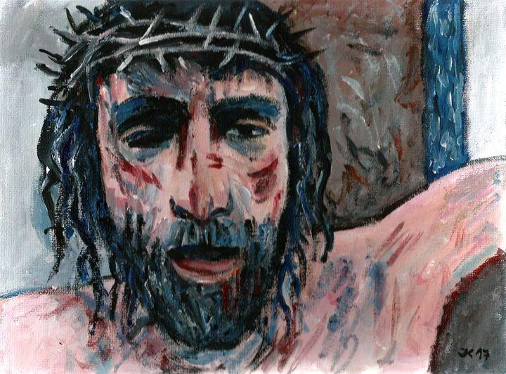 Jesus on the Cross - Jana ART