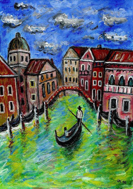 Venezia I. - Jana ART