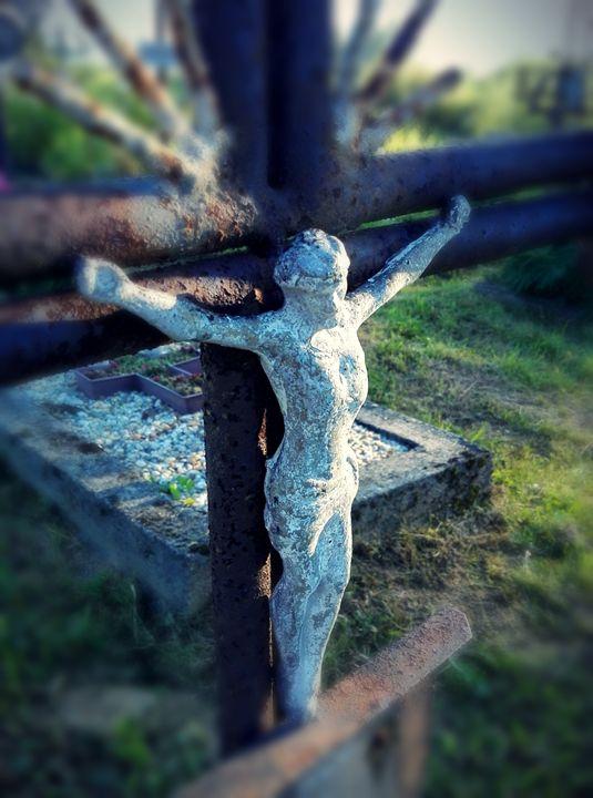 crucifix - Jana ART