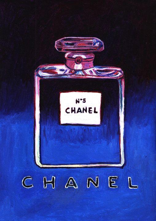 Warhol - Chanel No. 5 - Jana ART
