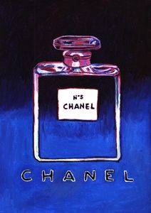 Warhol - Chanel No. 5