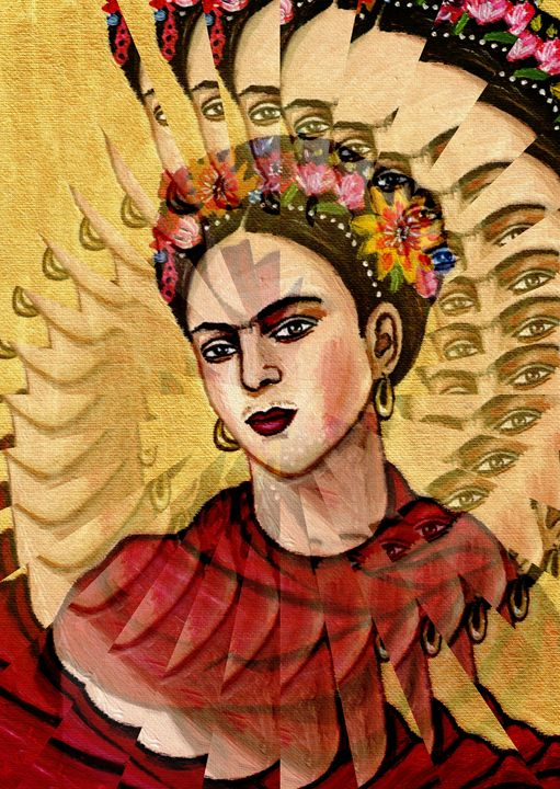 Frida Kahlo - Jana ART