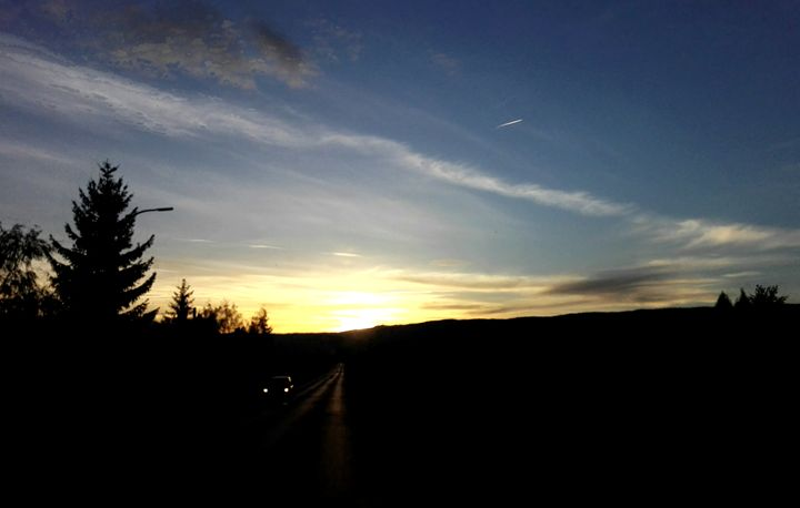 sunset - Jana ART