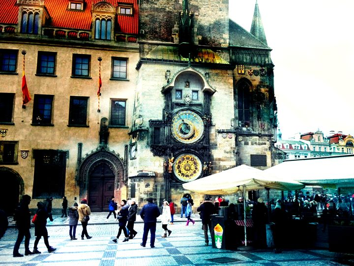 Orloj, Prague - Jana ART