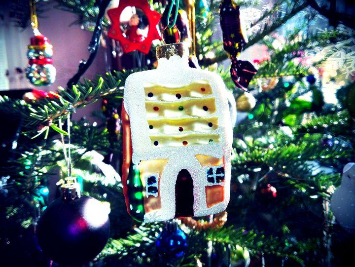 christmast house decoration - Jana ART