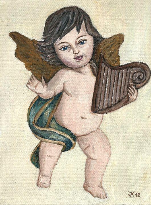 Angel, cherub - Jana ART