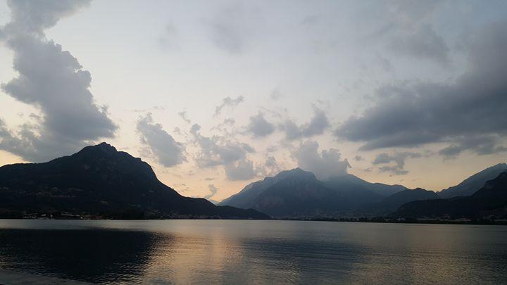 Italy mountain - ArtAnnaGogoleva