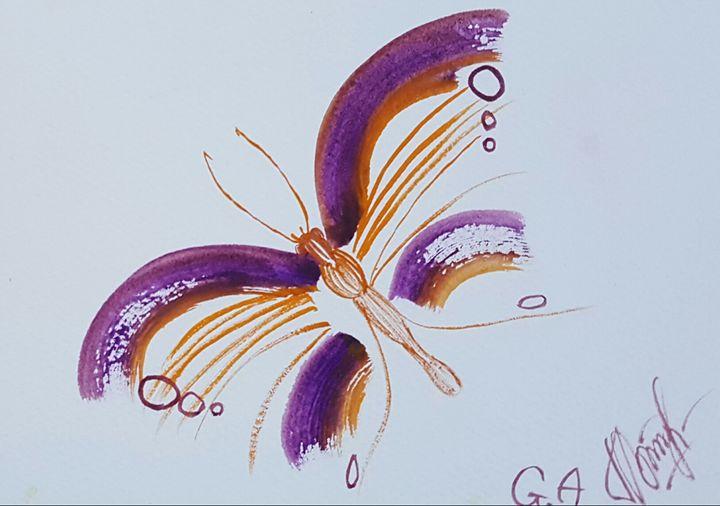 Baterfly new style - ArtAnnaGogoleva