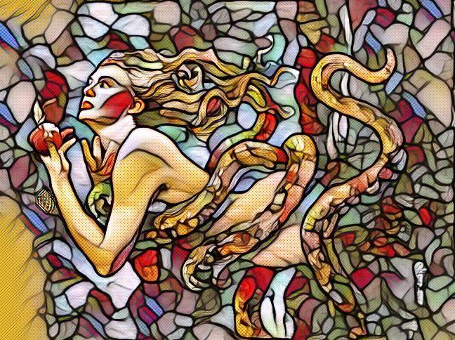 Temptation of Eve - Majuart