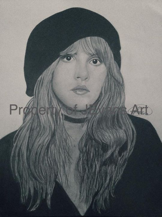 Stevie Nicks - JEvans Art