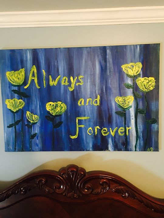 Always and Forever - Artably