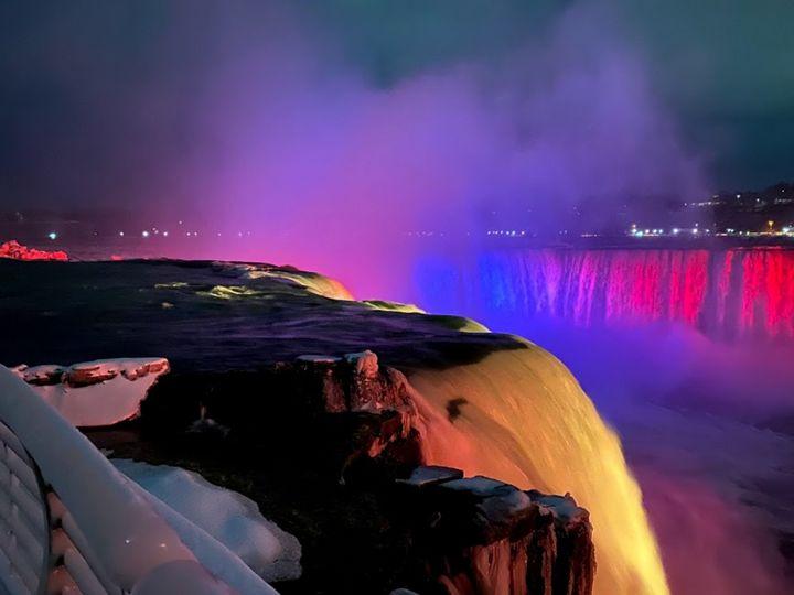 The Falls - Vanessa Descoteaux