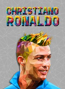 CR Polygonal Portrait