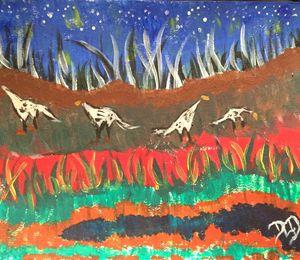 A cranes night