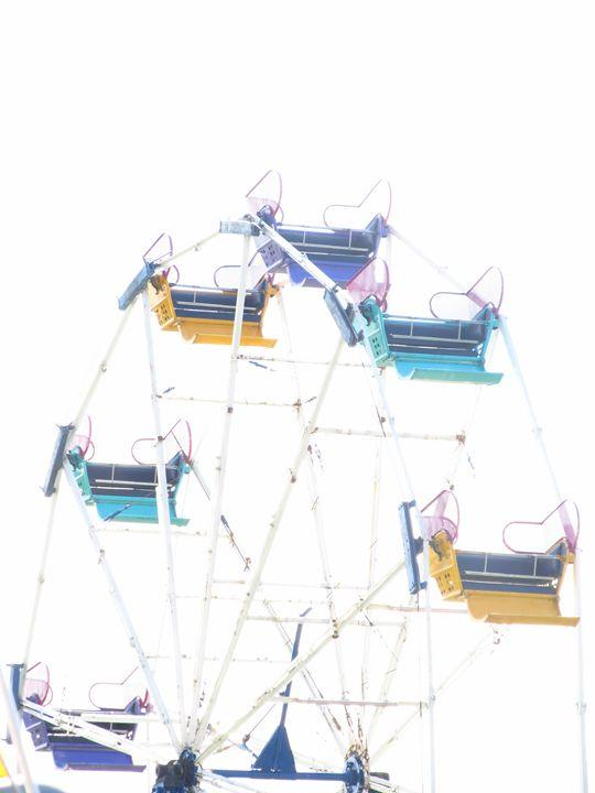 Ferris Wheel - Artist Jeremy Bach