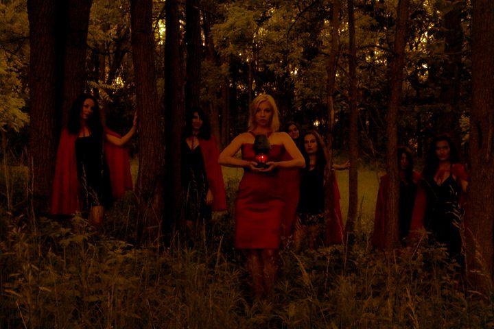 Into The Woods - Artist Jeremy Bach