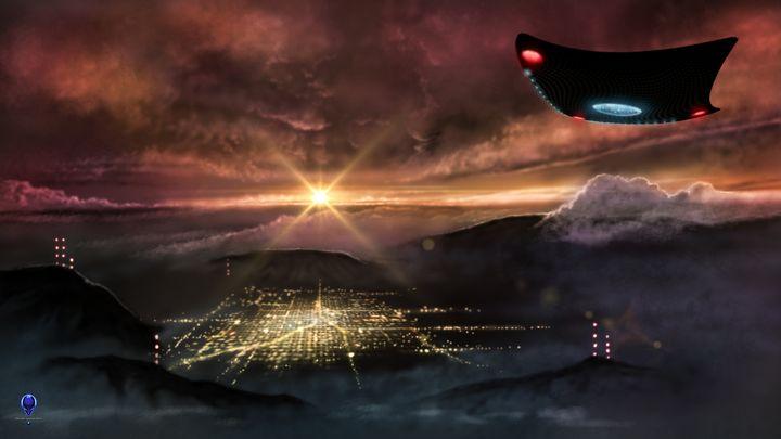MILAB Surveillance - The Art of Erik Stitt