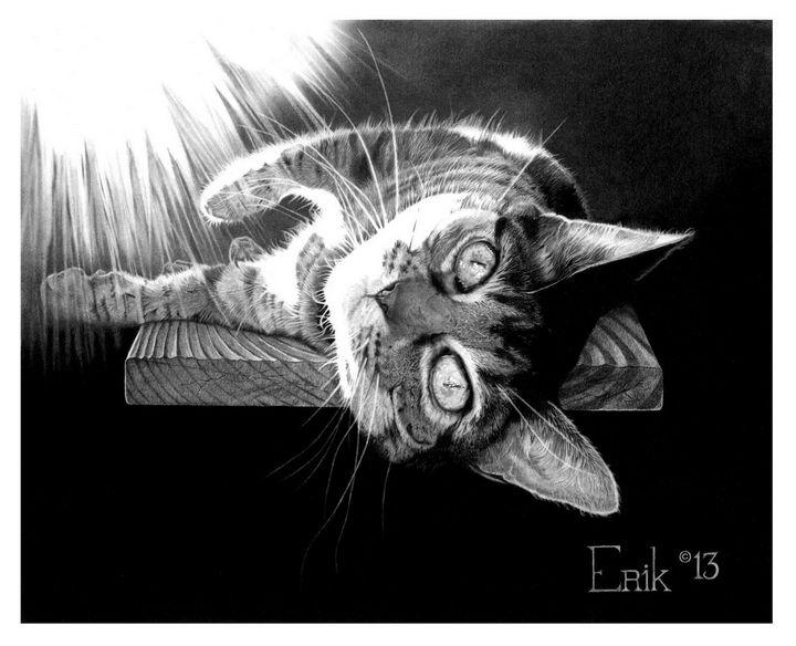 Gabbie - The Art of Erik Stitt