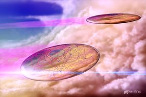 Cloud Beings - The Art of Erik Stitt