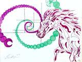 11X16 Horse painting original
