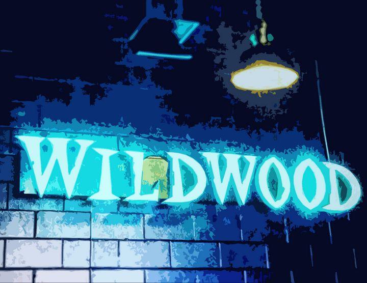 Wildwood in Neon - Wildwood Boardwalk Art