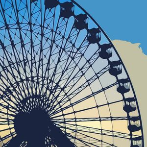 Wildwood's Ferris Wheel