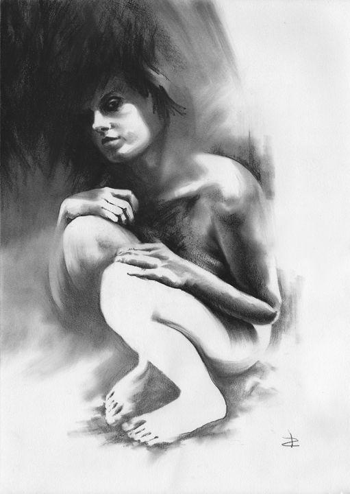 Pensive - Paul Davenport GALLERY