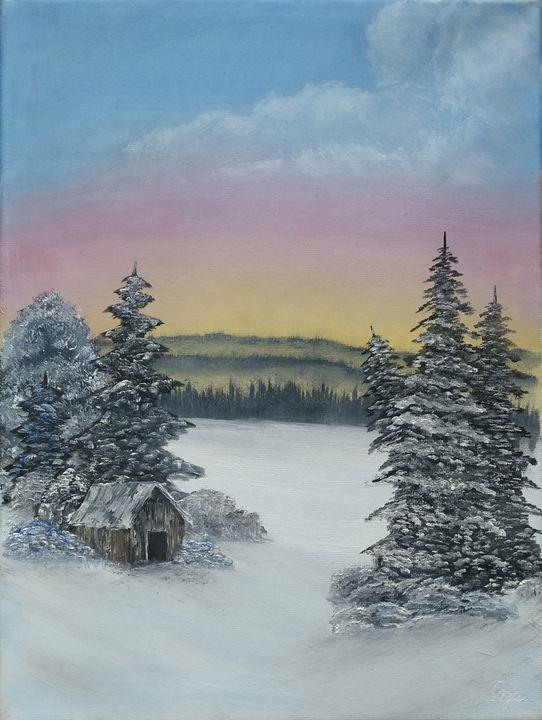 Peaceful Evening - Gleb Iablonschi