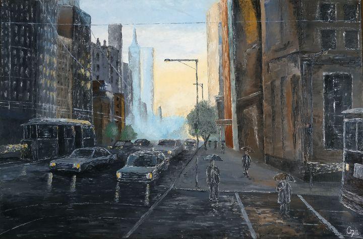 The City - Gleb Iablonschi