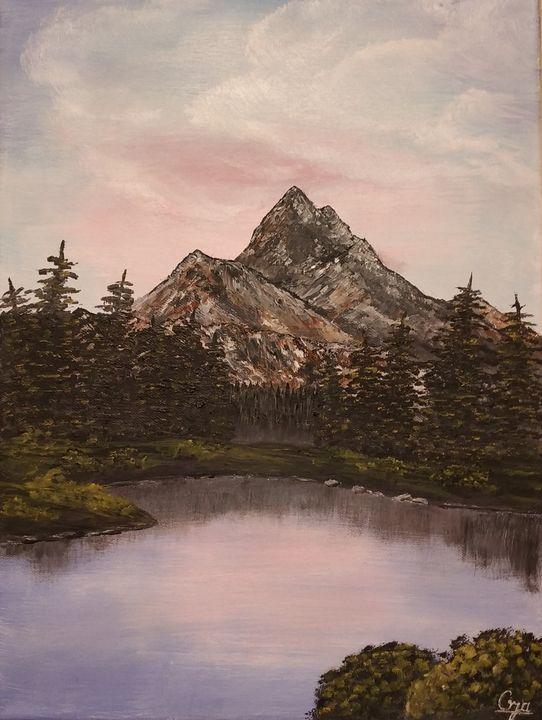 Mountain Ascent - Gleb Iablonschi