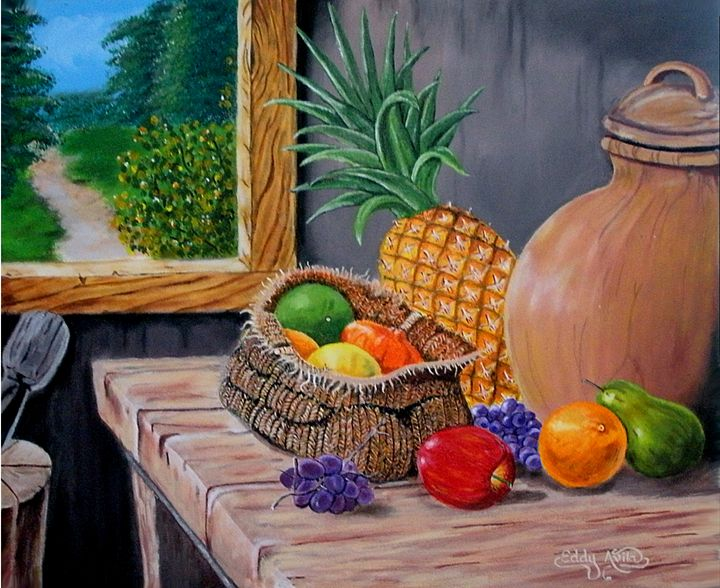 Fruits - Eddy Avila (Johnny)