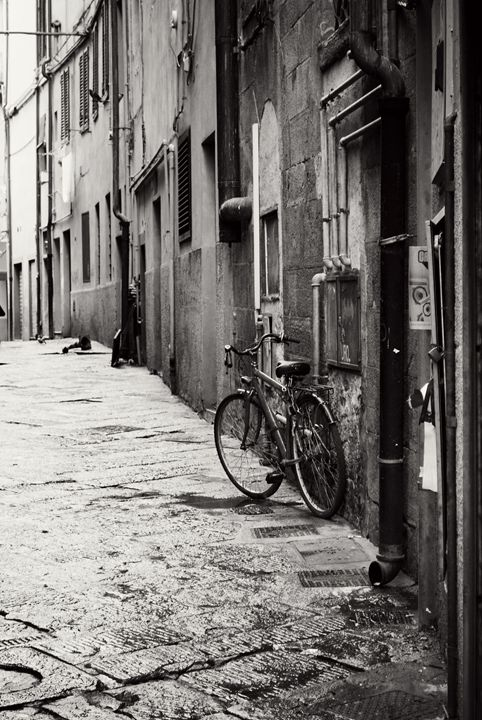 After Rain -Streets of Italy - AlessandraM