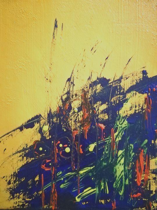 DESERT FLOWERS - Cveta Levin