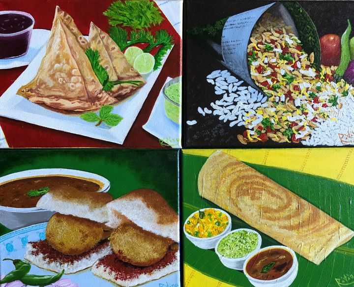 Street Food Of India - Ritina's Gallery