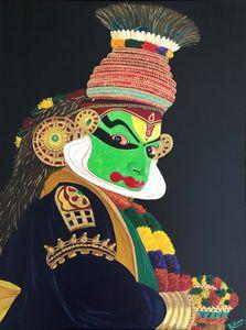 Kathakali Nruthya - Ritina's Gallery