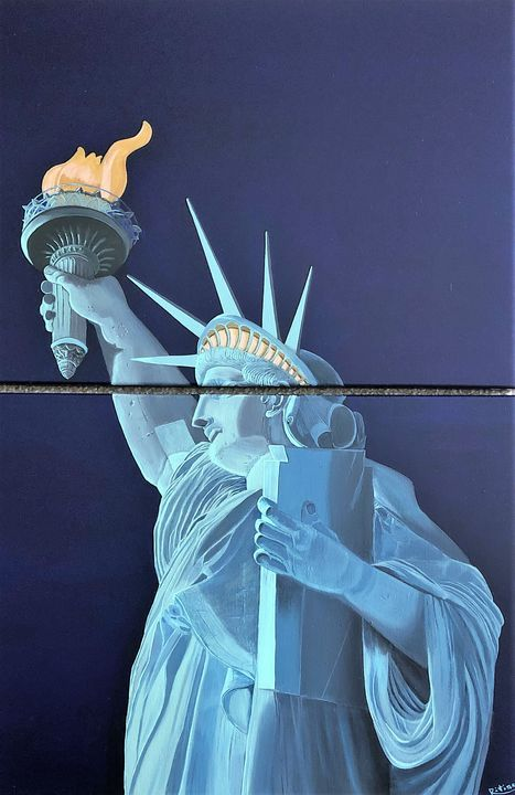 The Statue Of Liberty - Ritina's Gallery