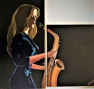 Sassofonista - Musicisti