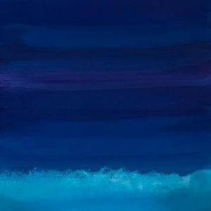Blue and Purple - Alice Lenkiewicz