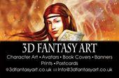 3D Fantasy Art