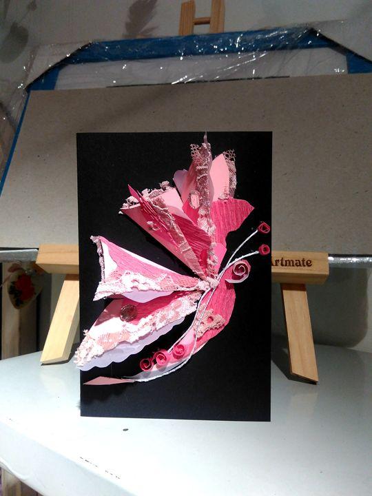 Butterfly - Kartessa Rosa