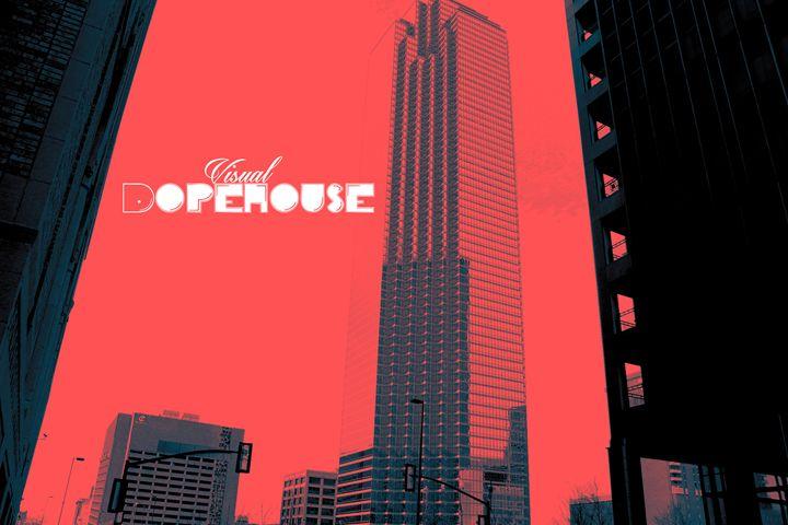 Dallas(Red) - TheVisualDopeHouse