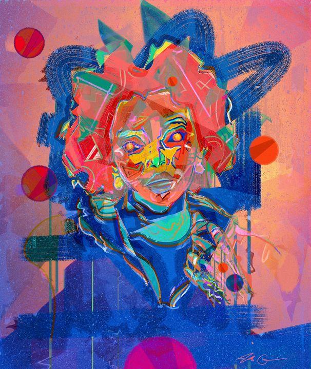 Inevitable Triumph (Version 2) - Art by Gato 🐆