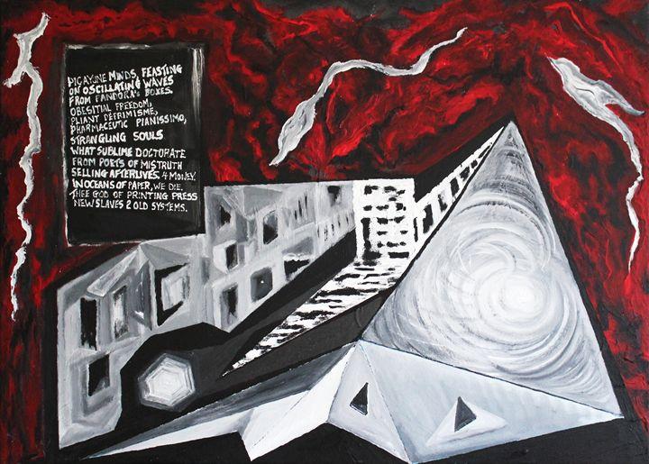 Slave - Noel Farrell