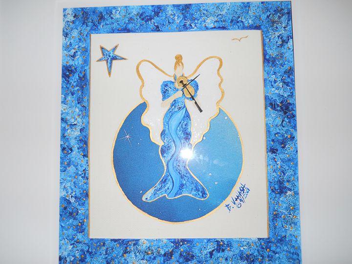 Blue Angel - B.VANASH