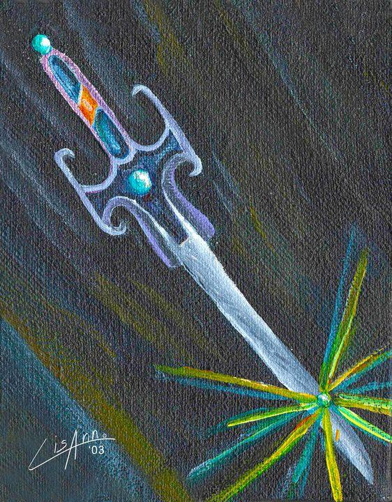Sword (1/2) - Lisa Ann Gaydos